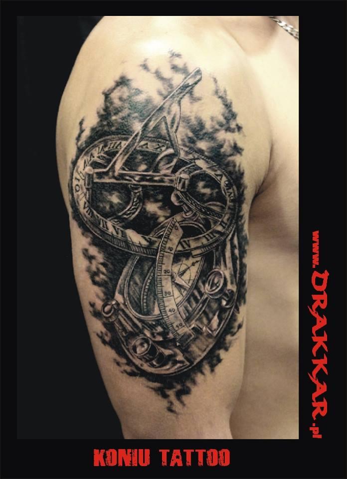 tatuaż Gliwice