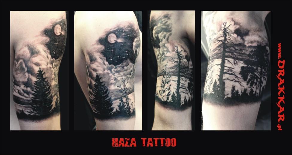 Haza Tatoo, studio tatuażu Drakkar, Gliwice