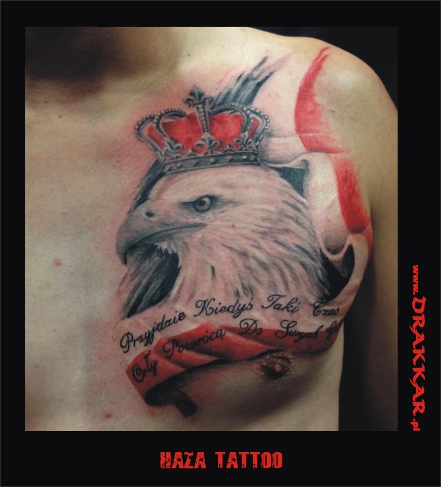 Haza Tatoo, studio Drakkar, Śląsk