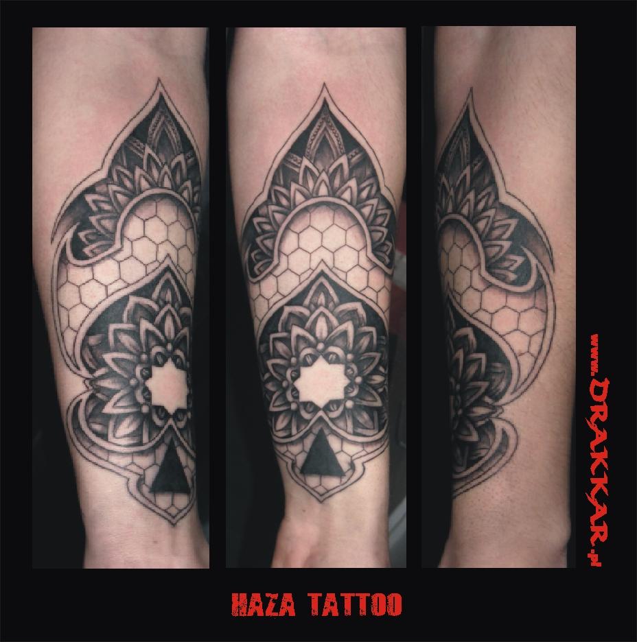 Haza Tatoo, studio Drakkar, Gliwice