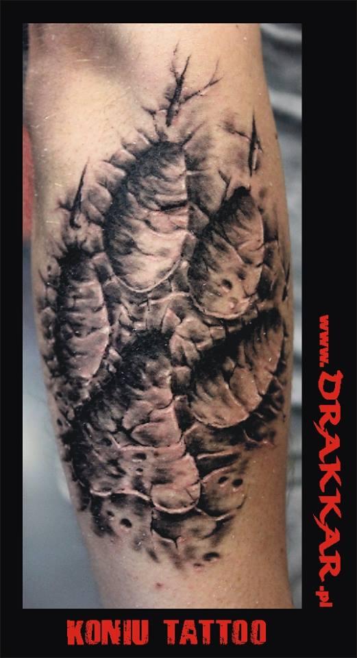 tatuaże, studio Gliwic